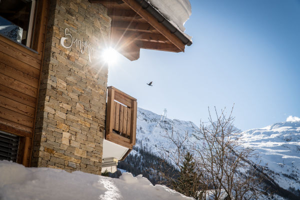 Mehr Informationen zum Chalet Sunshine / More Information about the Chalet Sunshine